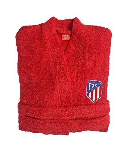 Atlético Madrid. Albornoces Licencia Oficial Club.Unisex