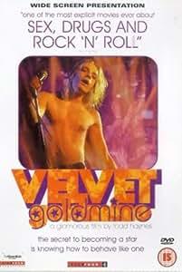 Velvet Goldmine [DVD] [1998]