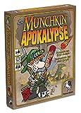 Pegasus Spiele 17240G - Munchkin Apokalypse