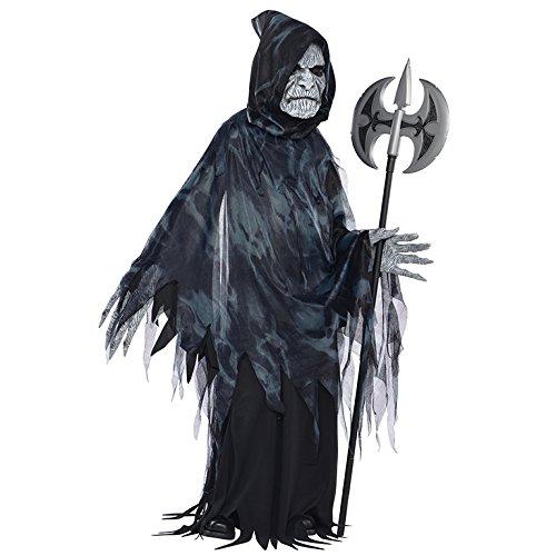 M Teen Seelennehmer Kostüm für Sensenmann Kostüm (Kostüm Taker Halloween Seele)