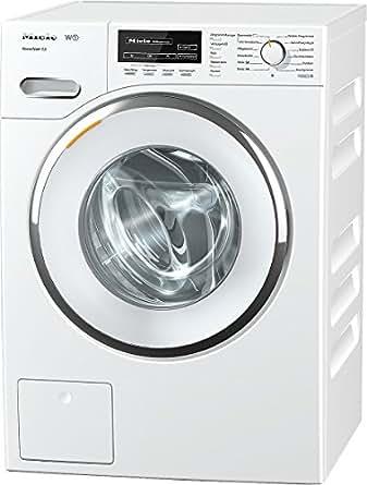 Miele WMF111WPS D LW PWash 2.0 1400 Waschmaschine FL / A+++ / 157 kWh / Jahr / 1600 UpM / 8 kg / Weiß / QuickPowerWash / Die perfekte Ergänzung für spezielle Anwendungen / CapDosing
