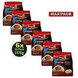 Dallmayr Crema d´Oro INTENSA 6 x 28 Pads á 196g MAXIPACK (1176g) - 100% Arabica gemahlener Kaffee