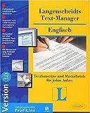 Produkt-Bild: Langenscheidts Text-Manager Englisch