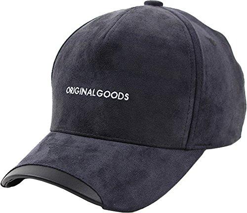 Herren Damen Freizeit Peaked Cap Hip Hop Hut Baseball Kappe Bat Hat Schirmmütze