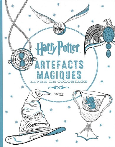 Artefacts magiques: Harry Potter par Collectif