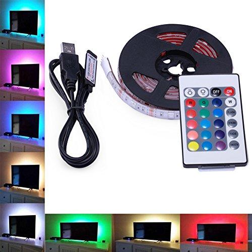 led-tira-de-tv-avaway-2m-usb-tira-de-led-luz-ambiente-rgb-5050-mando-control-remoto-24-botones-cable