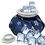#2: SEPAL Ice Bag,Unisex Reusable First Aid/ Sports Injury Pain Relief Cold Therapy Ice Cap - (Colour & Design may vary)