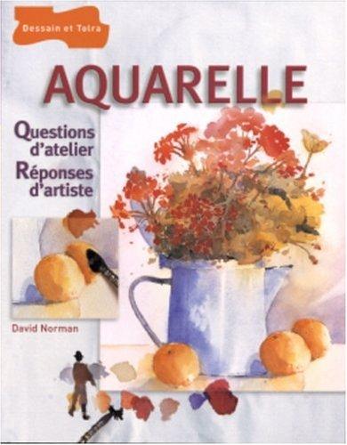 Aquarelle : Questions d'atelier, ré...