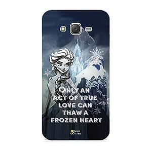 Hamee Marvel Samsung Galaxy J7 - 6 2016 Edition Case Cover Disney Princess Frozen (Olaf / Spikes)