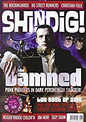 Shindig! No.44 - The Damned: Punk Pioneers in Dark Psychedelia Shocker!