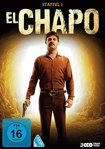 El Chapo - Staffel 1 [3 DVDs]