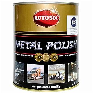 Autosol Metal Polish 750ml Politur Polierpaste Paste 1005