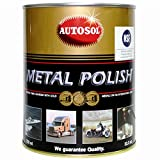 Autosol Metal Polish 750ml Politur Polierpaste...