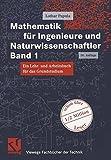Mathematik für Ingenieure und Naturwissenschaftler Band 1. Ein Lehr- und Arbeitsbuch für das Grundstudium (Viewegs Fachbücher der Technik)