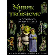 Shrek le Troisième : Autocollants phosphorescents