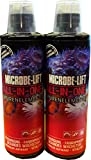 MICROBE-LIFT All-in-One – Premium Spurenelemente, Meerwasser, Aquarium (2x 473ml)