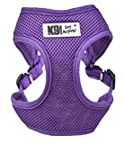 K9 Pursuits Hi Tec Mesh Geschirr, lila, X-Large