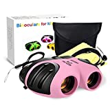 EUTOYZ Toys for Girls Age 5-12, Binoculars for Kids Girls Gifts for 3-12