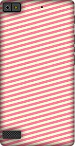 The Racoon Lean printed designer hard back mobile phone case cover for Blackberry Z3. (Pink Candy)
