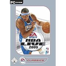 NBA Live 2005 [EA Classics]