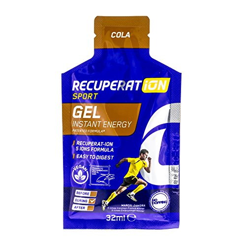 Recuperat-ion Complemento Alimenticio Energy Gel Cola - 32 ml