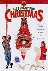 All I Want For Christmas [DVD]
