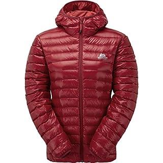 Mountain Equipment Arete Hooded Jacket Women Größe M (12) Sangria