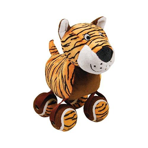 Kong Tennis Schuhe Tiger Hundespielzeug