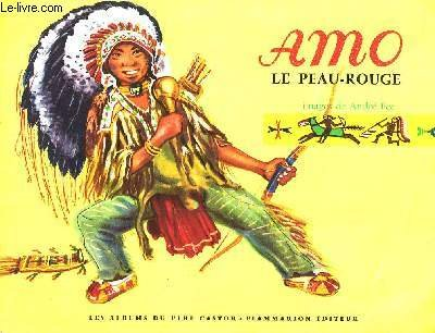 AMO  LE PEAUX-ROUGE
