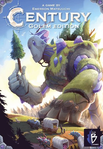 Plan B Spiele pbg40010en Jahrhundert: Golem Edition Jahrhundert Motor