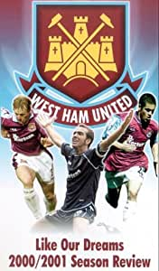 West Ham United: End Of Season Review 2000/2001 [VHS]