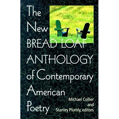 The New Bread Loaf Anthology of Contemporary American Poetry (1999-07-01)