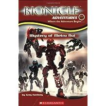 Mystery of Metru Nui (Bionicle Adventures)