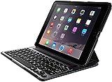 Belkin QODE Ultimate Pro Bluetooth Tastatur mit Hülle (geeignet für das iPad Air 2) schwarz