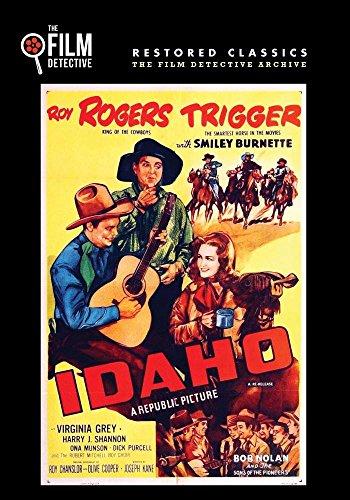 Preisvergleich Produktbild Idaho (The Film Detective Restored Version)