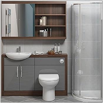 Bathroom Furniture Vanity Storage Cabinet   Including