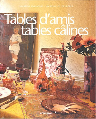 Tables d'amis tables clines