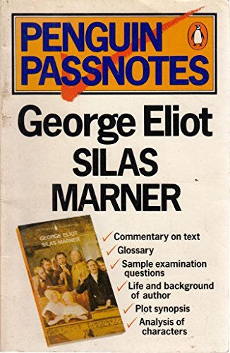 Silas Marner Novel Summary Pdf
