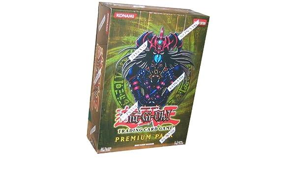 2007 Premium Pack Booster Box 20 packs 5 Cards Yugioh Card Game