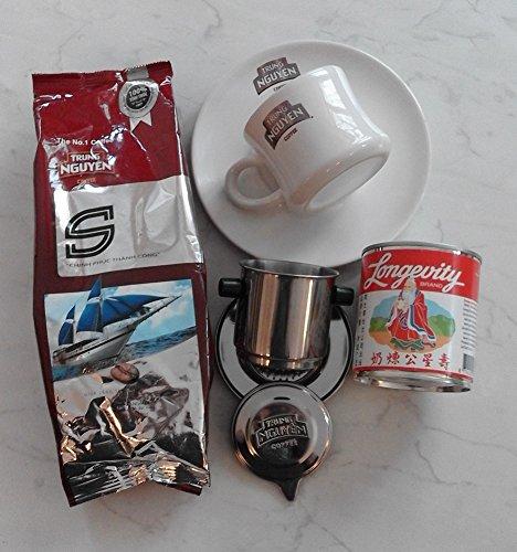 Vietnam Kaffee Starterpaket Trung Nguyen Creative S'der Harmonische'