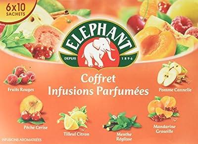 Elephant Infusion Coffret 60 Sachets 106 g