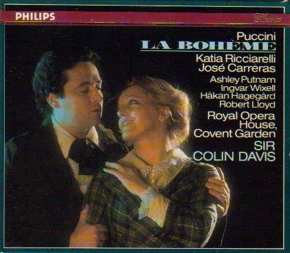 Puccini-Davis-la Boheme