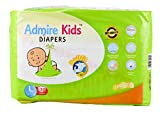 #4: Admire Kids Diaper - 25% Discount Large Baby Disposable Diaper (30 Count)