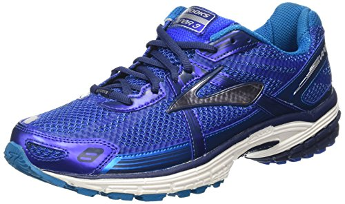 Brooks Men Vapor 3 Running Shoes, Blue (Blue/Methyl Blue/Peacoat), 9 UK 44...