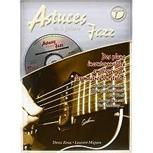 Astuces De La Guitare Jazz Book/Cd