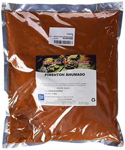 Especias Pedroza Pimentón Ahumado - 1000 gr