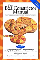 Boa Constrictor Manual (Advanced Vivarium Systems)