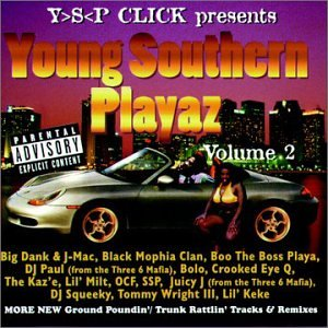 Young Southern Playaz Vol 02