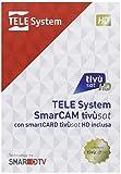 TELE System 58040110 SmarCAM TivùSat immagine