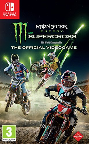 Monster Energy Supercross (Nintendo Switch)